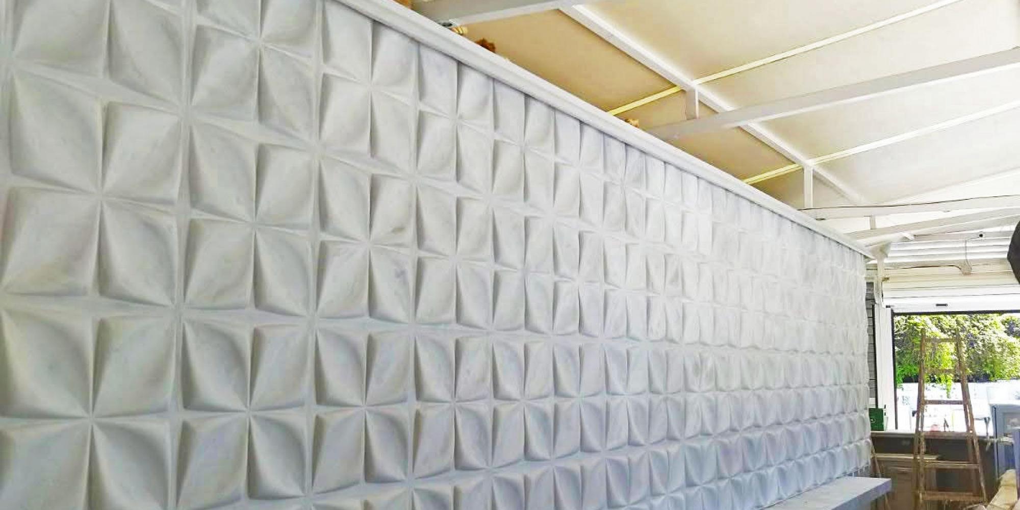 3D Panels Γύψινες Διακοσμήσεις